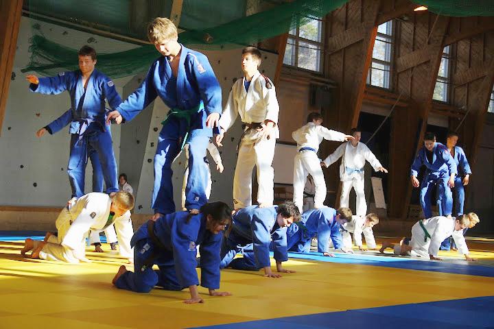 Judokoulutus