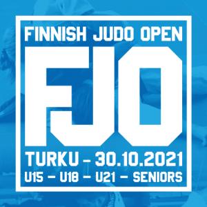 Finnish Judo Open 2021 Turku