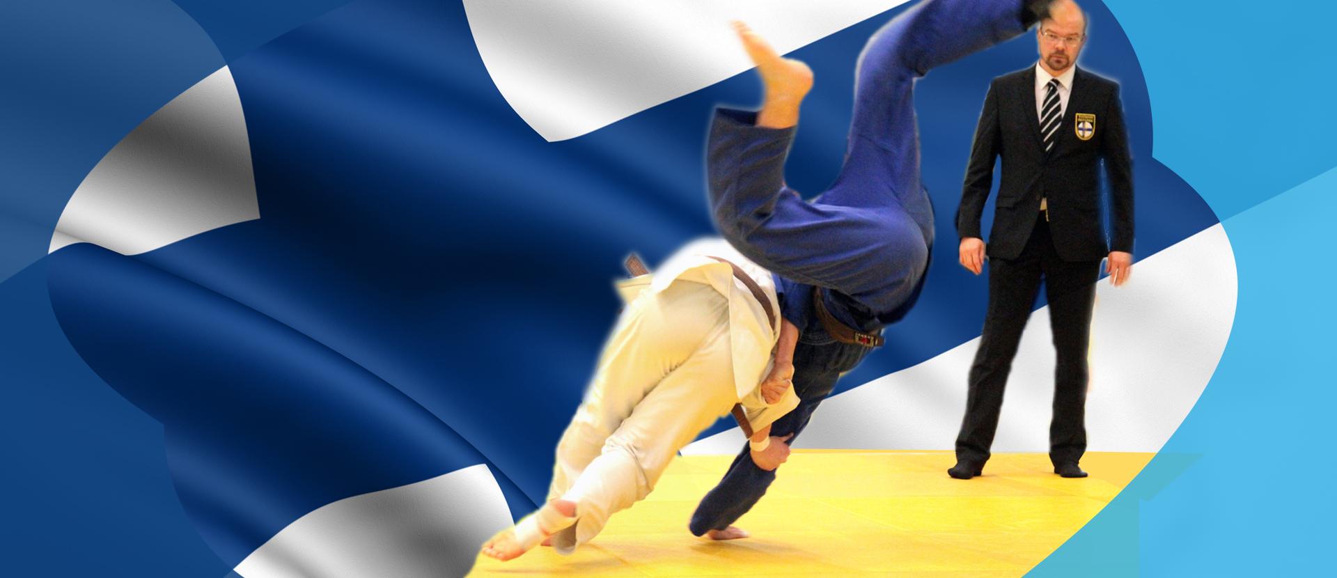 Judon SM-tulokset 2021