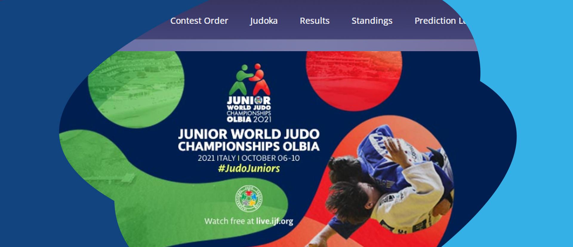Judo Juniors World Championships 2021